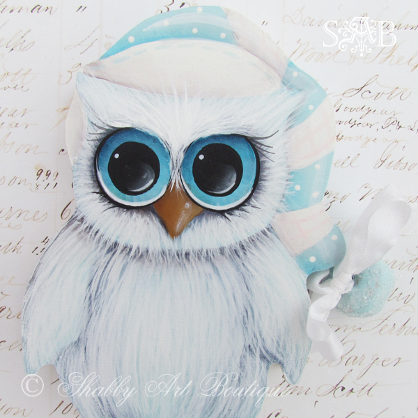 Shabby-Art-Boutique-White-Christmas-2013-owl_thumb (600x600, 672Kb)