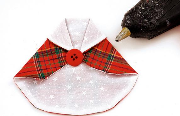 Рождественские АНГЕЛЫ - текстильные игрушки для елочки (4) (572x370, 324Kb)
