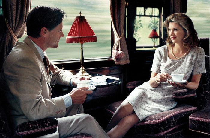 С к поезде чему снится знакомство парнем в