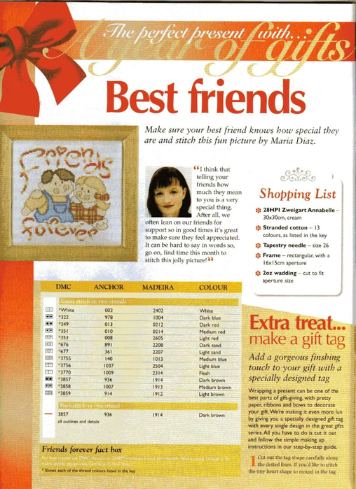 Cross Stitch Collection Issue 88 26 (508x700, 445Kb)