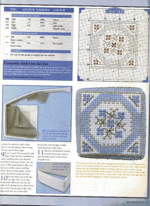 Cross Stitch Collection Issue 88 31 (508x700, 508Kb)