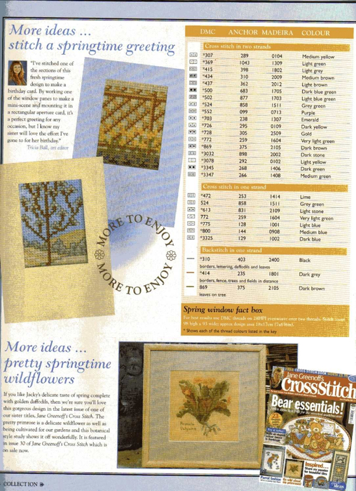 Cross Stitch Collection Issue 88 48 (508x700, 471Kb)
