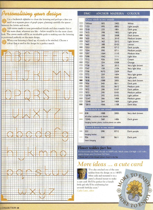 Cross Stitch Collection Issue 88 56 (508x700, 483Kb)