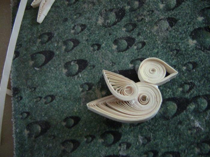 Квиллинг. Декоративная клетка для птички (19) (700x525, 308Kb)