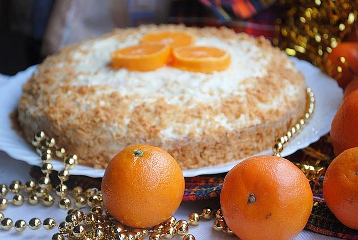 мандариновый торт (3) (700x469, 274Kb)