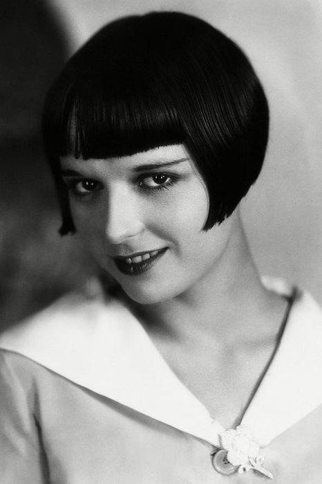 Женские причёски 20 века
