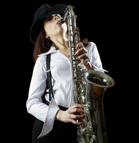 Купить саксофон в Киеве
