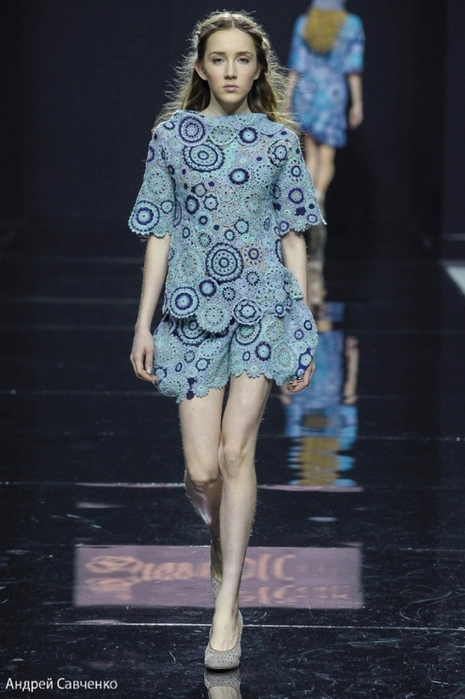 2014 年的针织装的趋势 - maomao - 我随心动