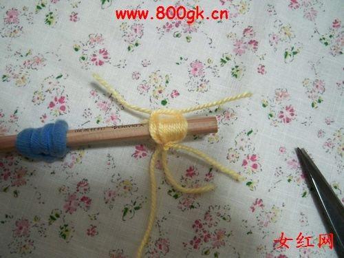 Цветочки крючком для вязания пледов, покрывал, подушек и сидушек (9) (500x375, 127Kb)