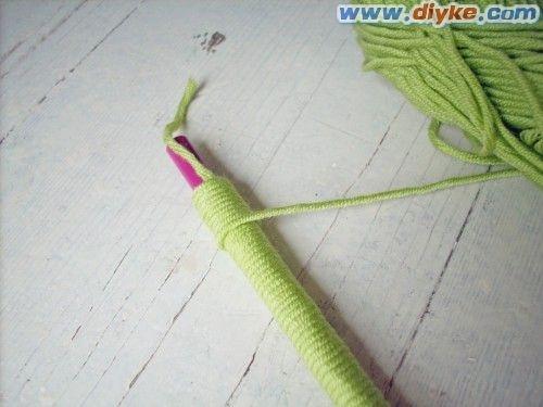 Цветочки крючком для вязания пледов, покрывал, подушек и сидушек (21) (500x375, 89Kb)