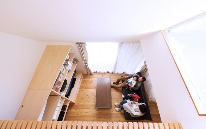 оригинальный проект частного дома фото 5 (680x425, 168Kb)