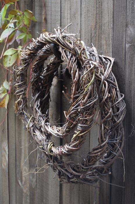 Плетение из виноградной лозы своими руками 97