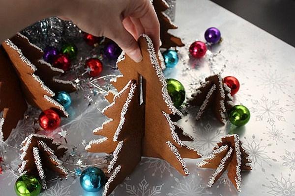 Имбирное печенье 3D - Новогодние елочки и мини домики на кружку (26) (600x400, 174Kb)