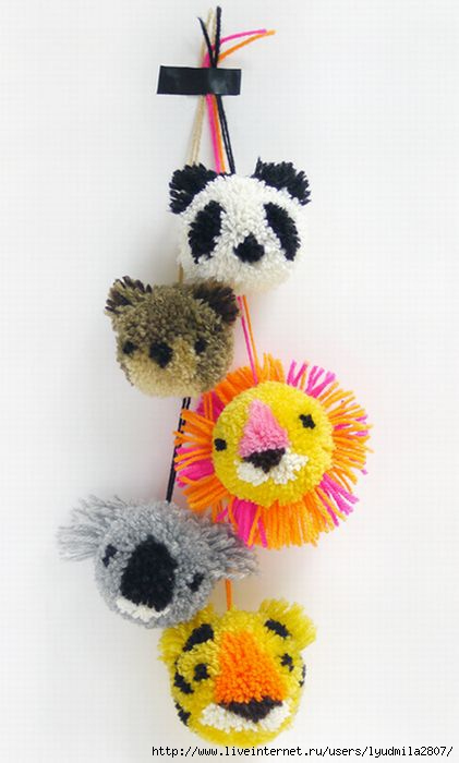diy-animal-pompoms-tutorial (421x700, 110Kb)