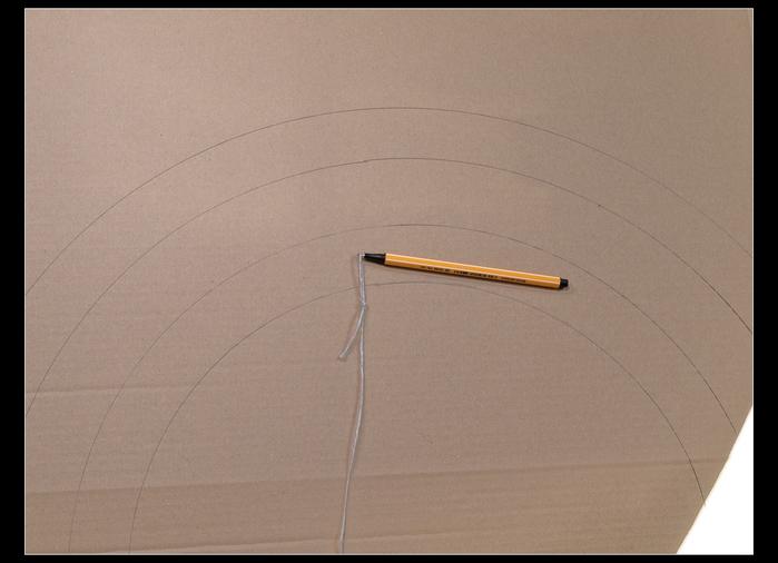 ВЕЕР из картона и газетных трубочек. Много идеи и мастер-класс (25) (700x506, 184Kb)