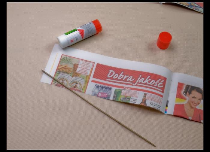 ВЕЕР из картона и газетных трубочек. Много идеи и мастер-класс (38) (700x506, 229Kb)