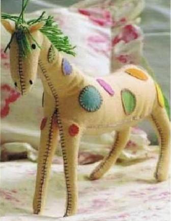 Costure brinquedos para as crianças.  Padrões (2) (336x435, 79Kb)