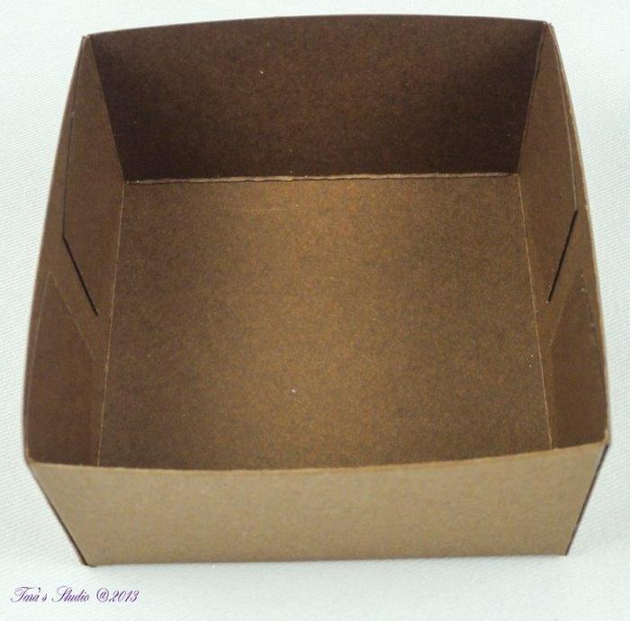 Скрапбукинг. Очень красивая коробочка (6) (700x690, 279Kb)