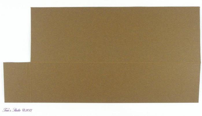 Скрапбукинг. Очень красивая коробочка (8) (700x402, 140Kb)