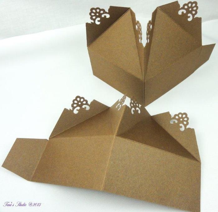 Скрапбукинг. Очень красивая коробочка (20) (700x682, 248Kb)