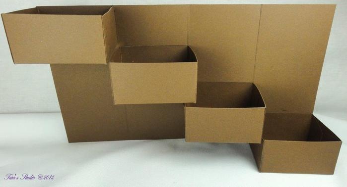 Скрапбукинг. Очень красивая коробочка (27) (700x378, 150Kb)