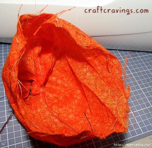 Текстильные тыквы из фетра. Мастер-класс (13) (500x487, 222Kb)