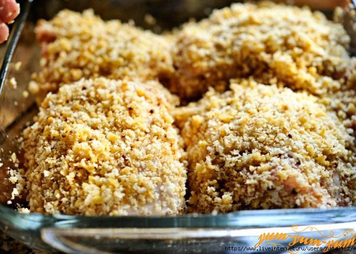 Тушить курицу в сметане с картошкой