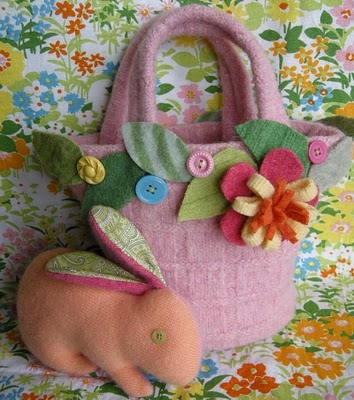 Шьем из старого свитера сумочку для девочки (2) (354x400, 134Kb)