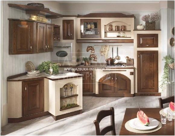 кухня в стиле кантри (3) (580x450, 187Kb)