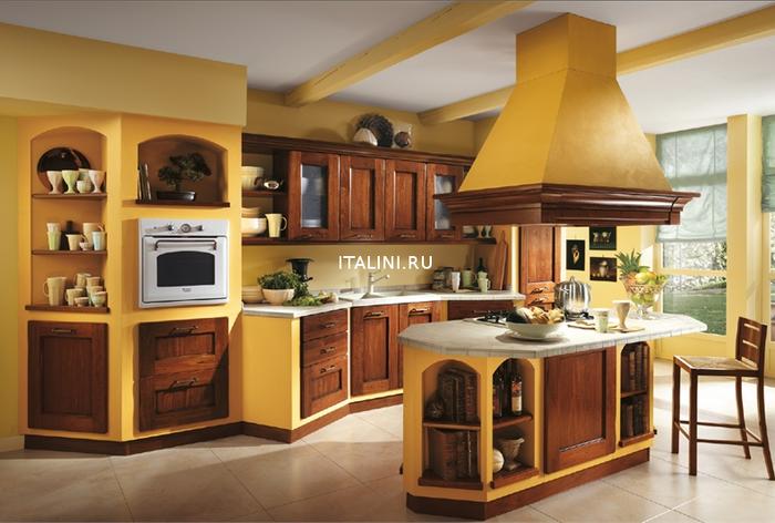 кухня в стиле кантри (2) (700x472, 438Kb)