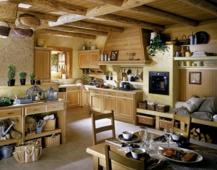 кухня в стиле кантри (19) (700x546, 260Kb)