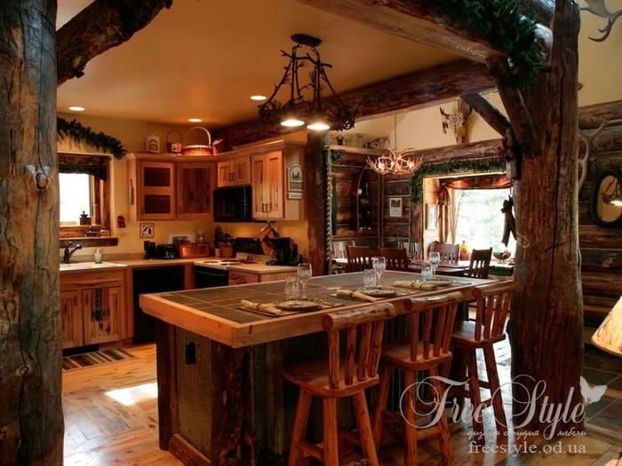 кухня в стиле кантри (21) (700x525, 290Kb)