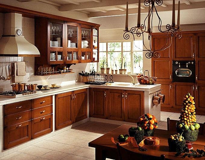 кухня в стиле кантри (27) (681x533, 271Kb)