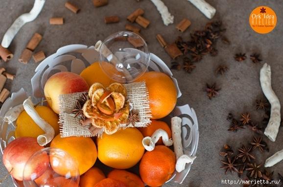 Розочки и подвески из апельсиновых корок (2) (578x382, 156Kb)