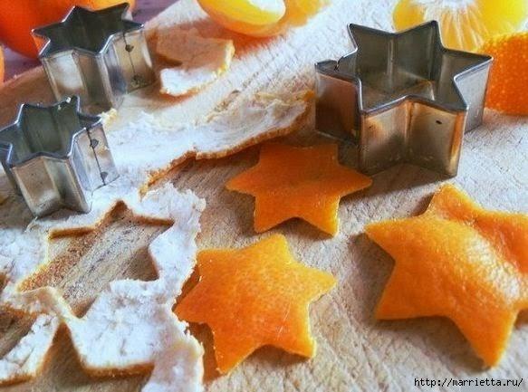 Розочки и подвески из апельсиновых корок (8) (583x433, 152Kb)