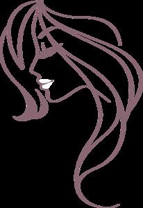 женский силует (206x300, 33Kb)