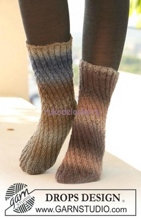 Спиральные носки от Дропс (452x700, 65Kb)