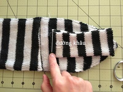 Шарфик из старого свитера (5) (400x300, 119Kb)