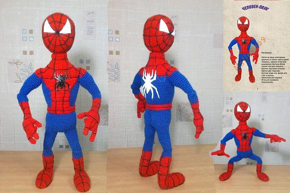 Человек-паук от Malinka69.