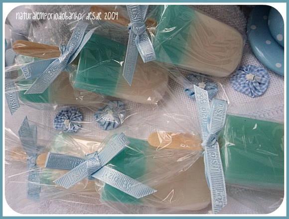 Как упаковать мыло