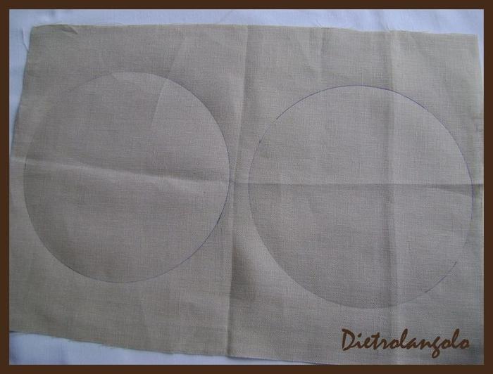 Стильная игольница из льна с вышивкой. Фото мастер-класс (10) (700x532, 218Kb)