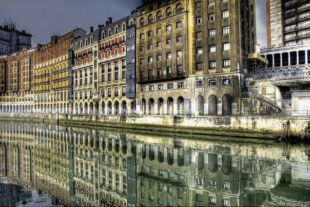 Бильбао, Испания, (604x403, 90Kb)