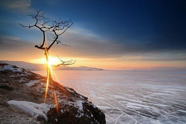 закт на острове Ольхон, Бакал, Россия (604x401, 44Kb)