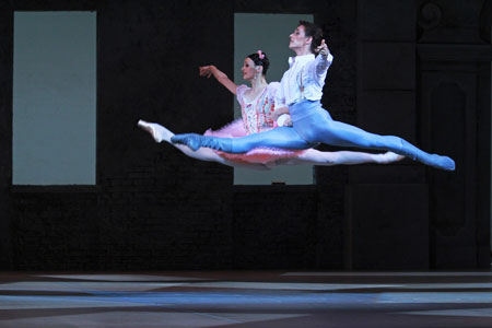Звёзды мирового балета