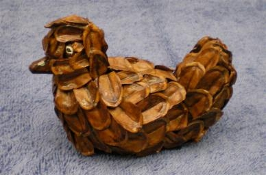 Красивые идеи для декора из природных материалов (41) (388x256, 57Kb)