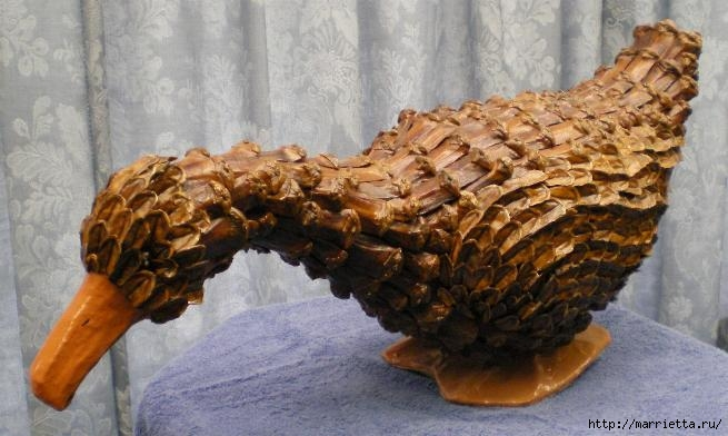 Красивые идеи для декора из природных материалов (73) (655x392, 145Kb)