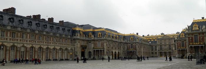 Версаль, бывшая резиденция французских королей