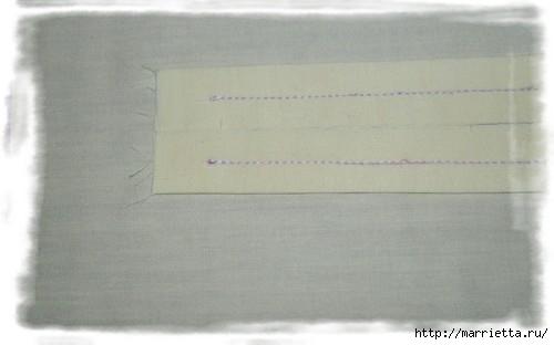 Как сшить внутренний карман (5) (500x312, 56Kb)