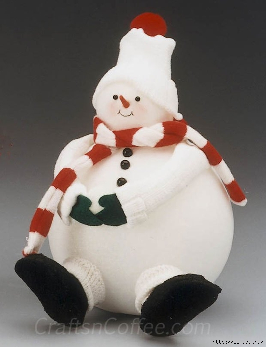 super-sized-sock-snowman (535x700, 155Kb)