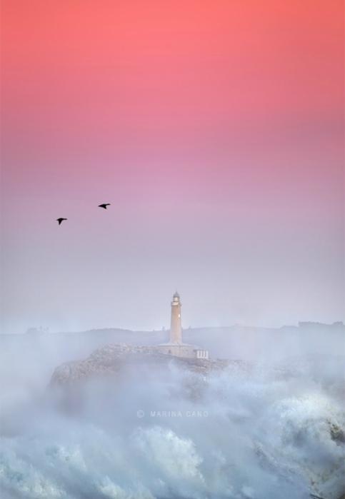 маяк в шторм фото марина кано 4 (483x700, 103Kb)